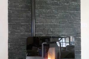 Poêle à granulés 9 KW - Slimquadro 9 | Thermorossi