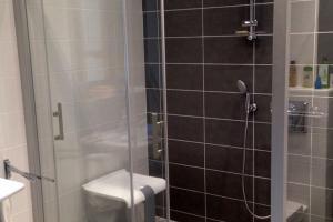 Siège de douche déclipsable et rabattable (modèle : Arsis | marque : Pellet)