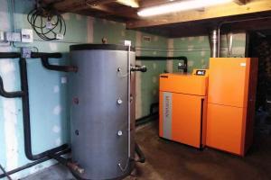 Chaudière à granulés de bois MORVAN GM Easy 36 (36 kW)