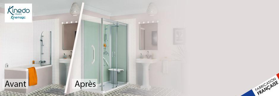 La douche sécurisée et accessible à tous !