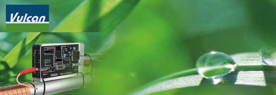 VULCAN - Traitement de l'eau écologique sans produits chimiques ni sel